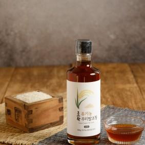 고스락 유기농 우리쌀조청 400g