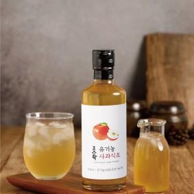 고스락 유기농 사과식초 300ml
